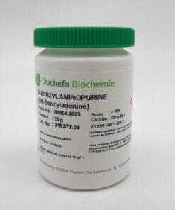 BAP 6-Benzylaminopurine 25G Duchefa