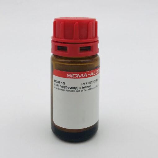 2,4,6-Tris(2-pyridyl)-s-triazine (TPTZ)