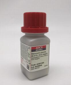 Mercury(II) chloride 99.5% ACS Reagent