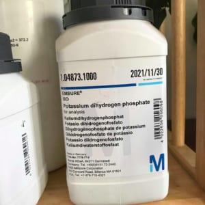 Potassium Dihydrogen Phosphate (KH2PO4)