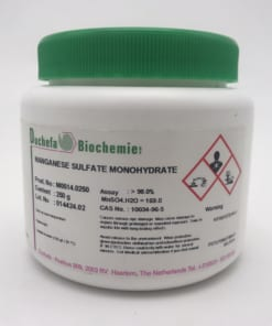 Manganese sulphate monohydrate 98 %