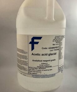 Acetic acid glacial 99.7% for analysis