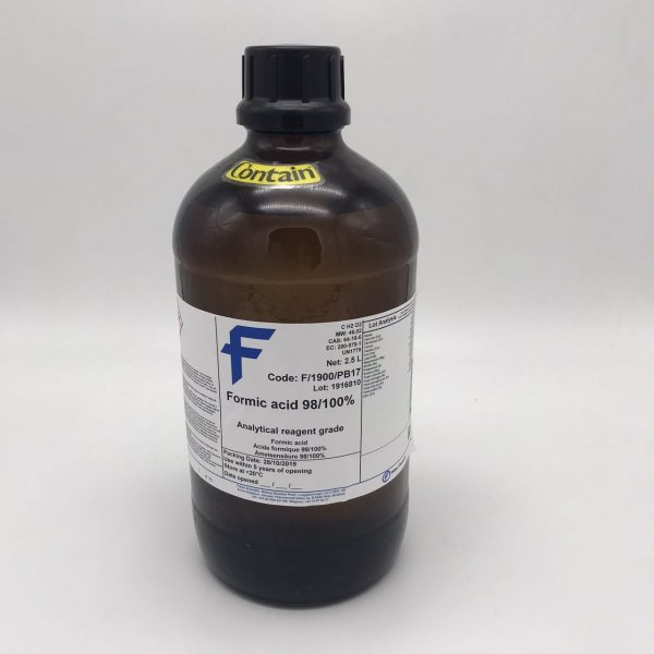 Hóa chất Formic acid 98-100