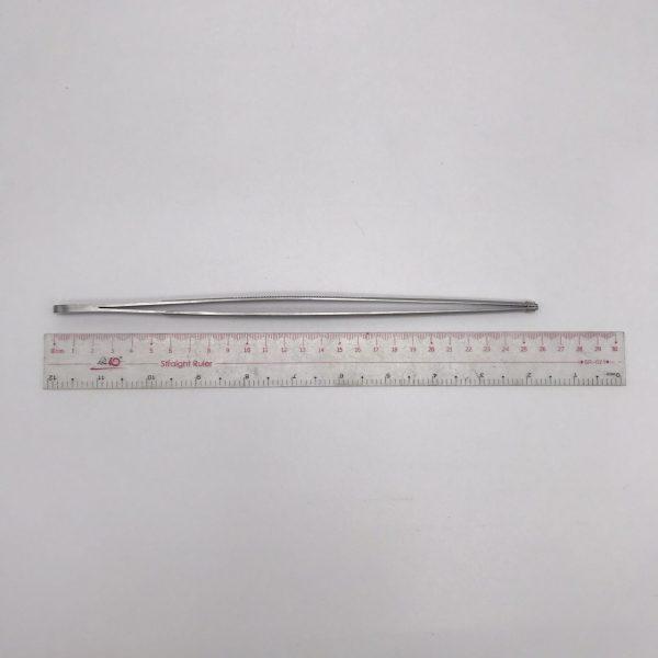 pence kẹp- nhíp kẹp đầu tù 25cm