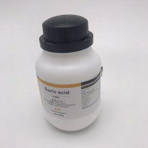 Boric acid H3BO3