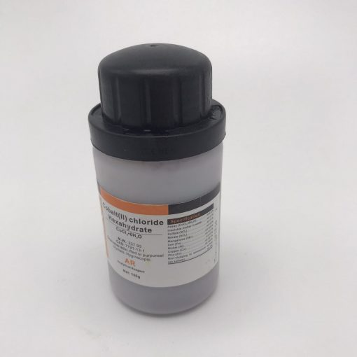 Cobalt Chloride Hexahydrate CoCl2.6H2O