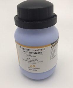 Copper (II) sulfate pentahydrate CuSO4.5H2O