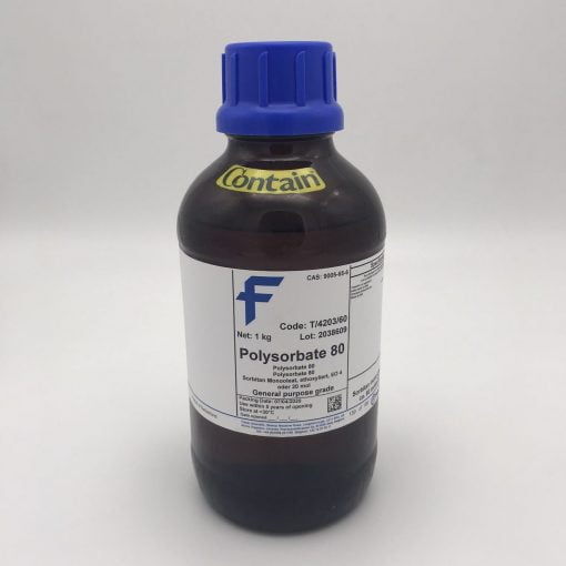 Hóa chất Tween 80- Polysorbate 80