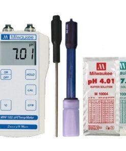 Máy đo pH nhiệt độ cầm tay MW 102