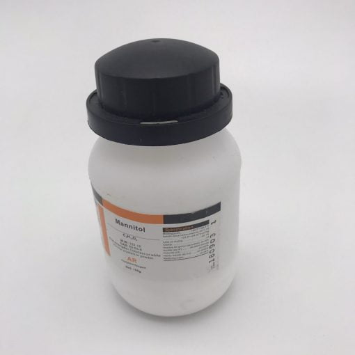Mannitol C6H14O6