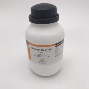 Sodium flouride NaF