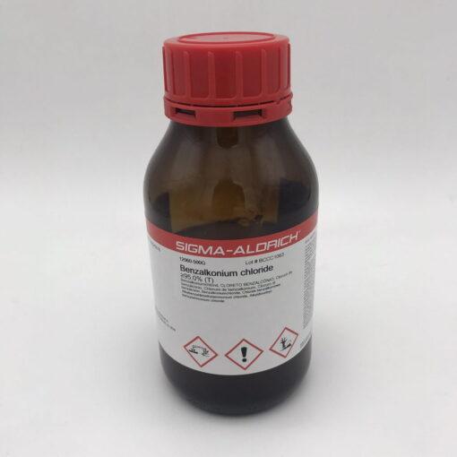 Benzalkonium chloride ≥95.0% (T)