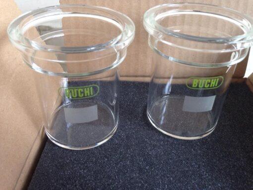 Cốc béo 80mm- set of beaker SOX Buchi