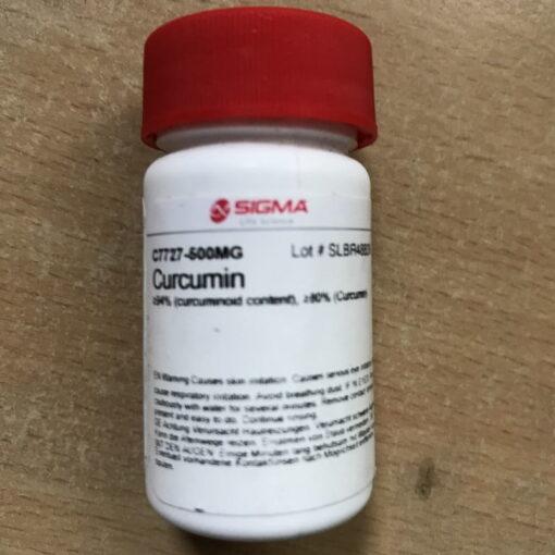 Curcumin (≥94% (curcuminoid content), ≥80% (Curcumin))