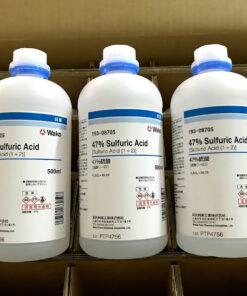 Sulfuric Acid (1+2) 47%