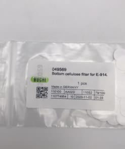 Bottom cellulose filter for E-914